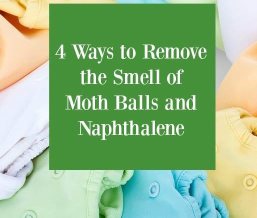 Getting Rid of the Smell of Mothballs in Furniture Quickly