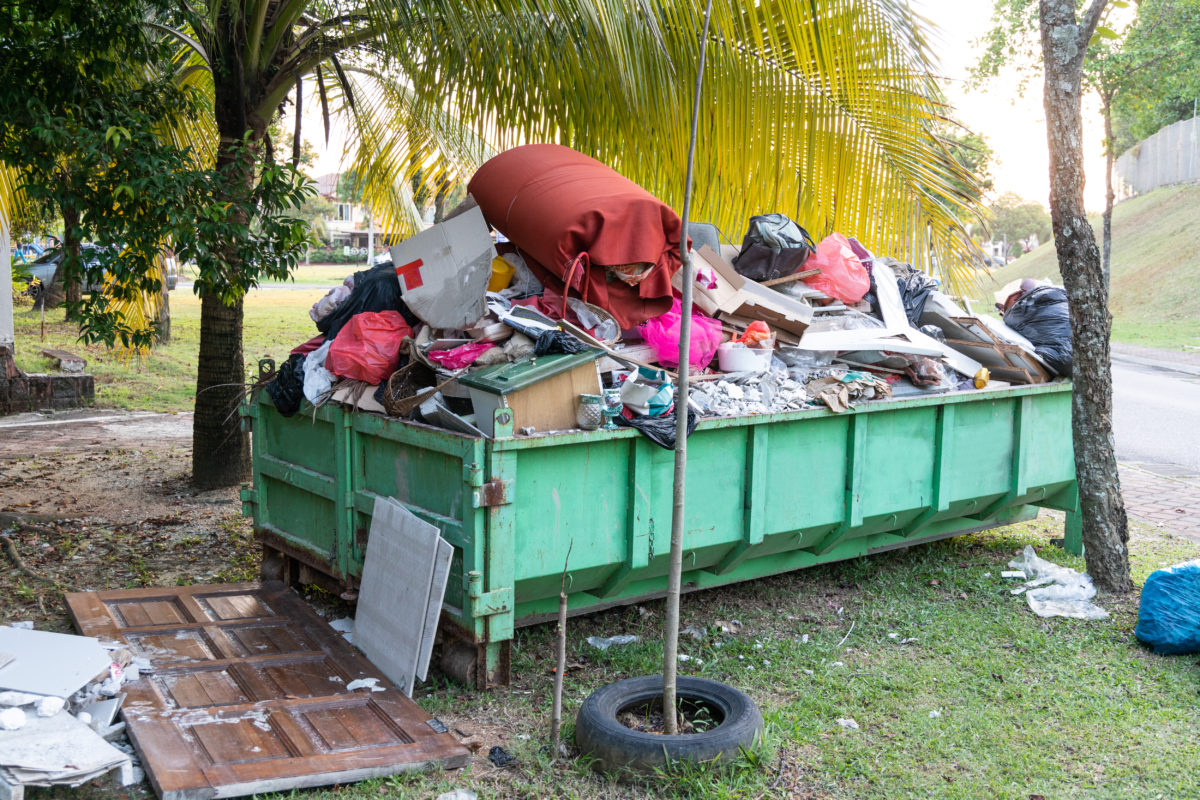 Why It's Important To Remove Rubbish From The Home